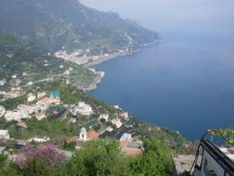 Photo of Naples Private Tour: Sorrento, Positano, Amalfi and Ravello Day Trip from Naples Amalfi Coast April 2010