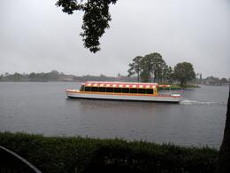 Photo of Orlando Disney's 5-Day Magic Your Way Ticket Boat sailing by