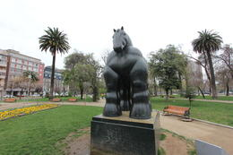 Photo of Santiago Santiago City Sightseeing Tour Botero Sculpture