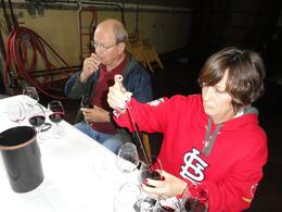 Photo of San Francisco Semi-Private Boutique Wine Country Tour with Personal Wine Blending Busy Wine Blenders