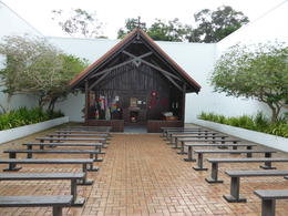 Photo of Singapore Changi Chapel and Museum Half-Day Tour from Singapore Changi chapel