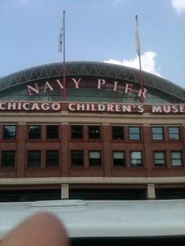 Chicago's Navy Pier , Latifah M - August 2011