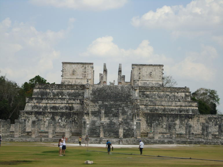 Chichen Itza Temple - Cancun