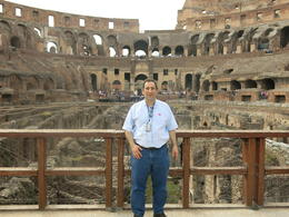 Photo of Rome Ancient Rome and Colosseum Tour: Underground Chambers, Arena and Upper Tier Colosseum tour