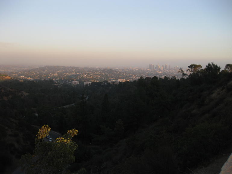 Downtown view - Los Angeles