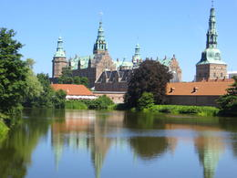 Photo of Copenhagen Castles Tour from Copenhagen: North Zealand and Hamlet Castle Frederiksborg castle