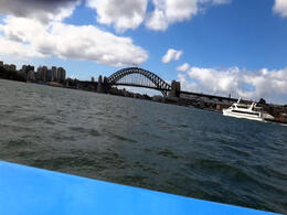 The Harbour Bridge! - February 2012