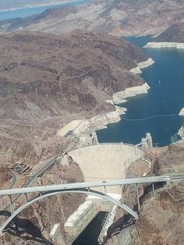 Me taking a gorgeous shot of the Hoover Dam , Kyia M - September 2013