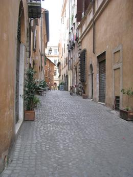 A street in the Ghetto., Sherry D - August 2010