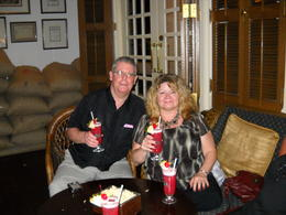 Singapore Sling A MUST!! , Julie c B - March 2011