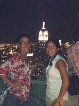 Photo of New York City Top of the Rock Observation Deck, New York me n faride