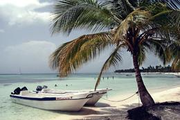 Photo of   On Isla Saona