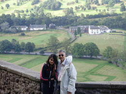 View from Stirling Castle , R K - September 2012