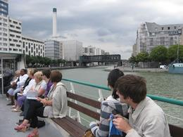 Heading out on the canal cruise. - August 2009