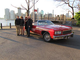 Photo of New York City Private Tour: New York City by Chauffeured Classic Car Photo stop