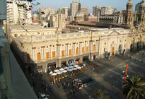Photo of Santiago Plaza de Armas
