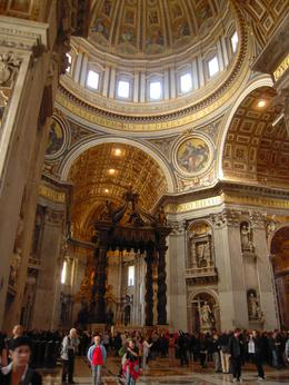 Photo of Rome Skip the Line: Vatican Museums Walking Tour including Sistine Chapel, Raphael's Rooms and St Peter's St. Peter's Bascillica
