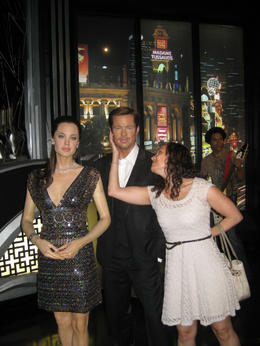 Photo of Las Vegas Madame Tussauds Las Vegas Stealing Brad?