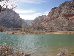 Foto von Las Vegas Red Rock Canyon-Tour The lake