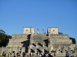 Photo of Cancun Chichen Itza Day Trip from Cancun they used to kill one person a day...