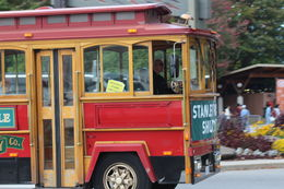 the Vancouver Hop on Hop off Trolley , Marzena W - September 2015