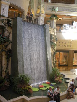 Photo of Las Vegas Ultimate Las Vegas City Tour Waterfall