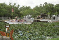 Photo of Miami Miami Everglades Airboat Adventure with Transportation