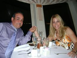 Our 22nd Anniversary and a great moment., Claudio M - September 2009