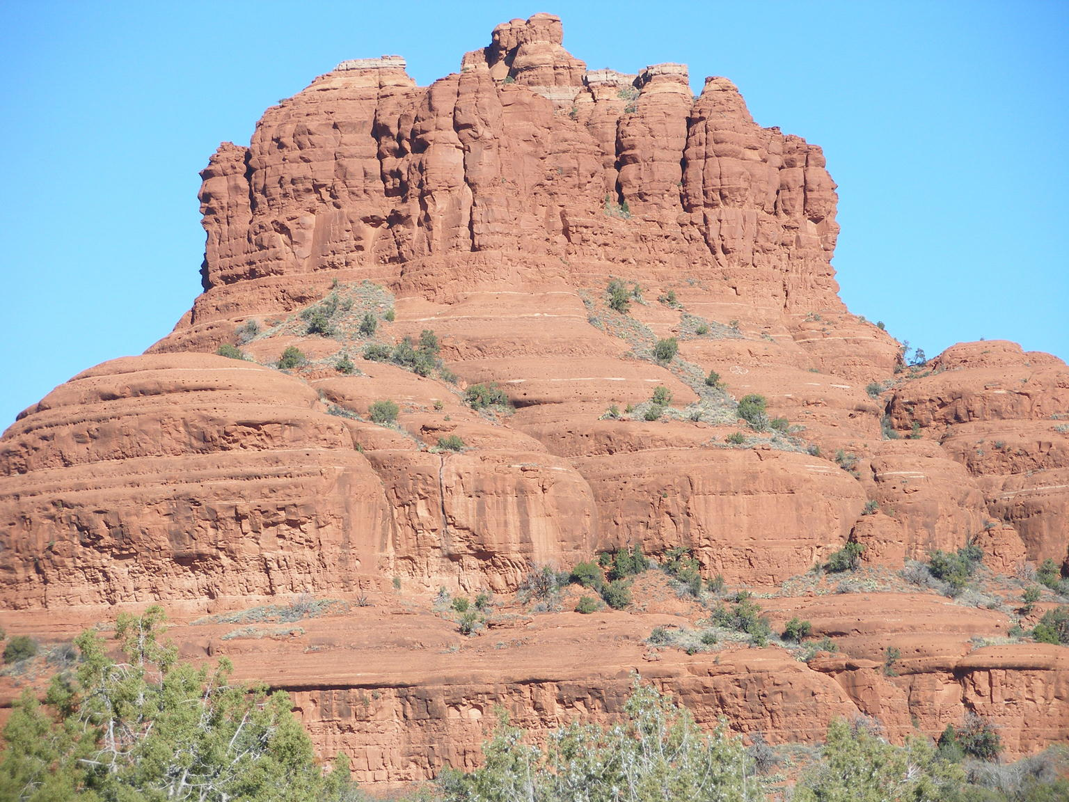 Day Tour to Sedona Red Rock Country and Native American Ruins from Phoenix