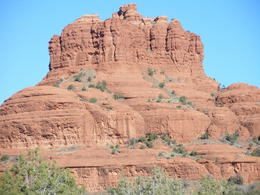 Photo of Phoenix Day Tour to Sedona Red Rock Country and Native American Ruins from Phoenix Bell Rock at Sedona