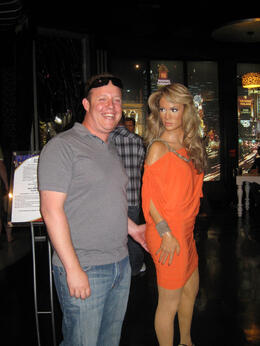 Photo of Las Vegas Madame Tussauds Las Vegas J Lo..