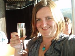Photo of Paris Champagne Tasting on a Seine River Cruise Cheers!