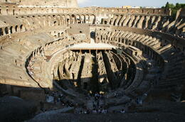 Photo of Rome Ancient Rome and Colosseum Tour: Underground Chambers, Arena and Upper Tier colliseum
