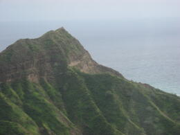 Flying close to Diamond Head!, Bandit - February 2011