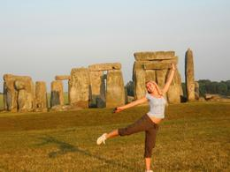 Photo of London Private Viewing of Stonehenge including Bath and Lacock Druid dancing?