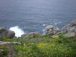 Photo of   Edge of Cape Finisterre
