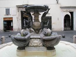 Photo of Rome Trastevere and Rome's Jewish Ghetto Half-Day Walking Tour Fontana della Tartarughe