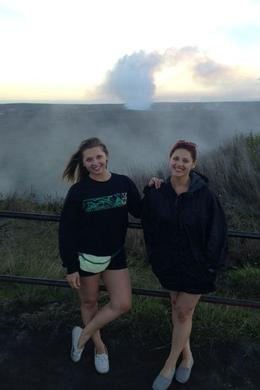 Photo of Big Island of Hawaii Big Island Adventure Combo: Helicopter, Zipline and Lava Tour great fam time