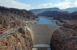 Photo of Las Vegas Ultimate Hoover Dam Tour Hoover Dam July 2013.