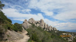 Photo of Barcelona Montserrat and Cava Trail Small Group Day Trip from Barcelona IMG_2848