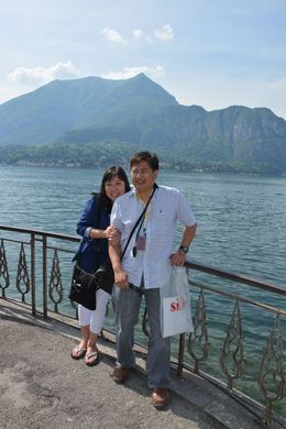 Town of Bellagio , Gidget - May 2015