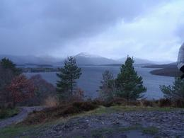 Photo of   Loch Lomond at dusk