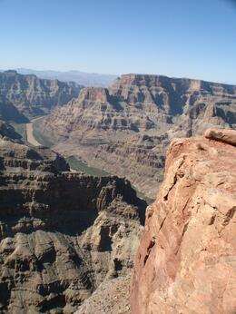 The Grand Canyon is truly magnificent!!!, Craig T - October 2007
