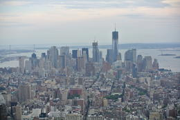 Taken with my Nikon 1. One of many great shots of Manhattan! , Samuel W - November 2012