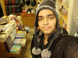 In Souvenir Shop at Stirling Castle , R K - September 2012