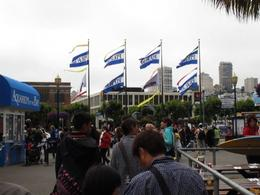 Photo of San Francisco PIER 39 Attraction Pass Pier 39 flags