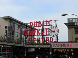 Photo of Seattle Food and Cultural Walking Tour of Pike Place Market Pikes...