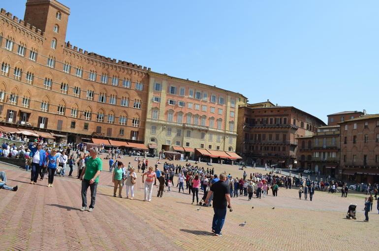 Sienna Townsquare - Florence