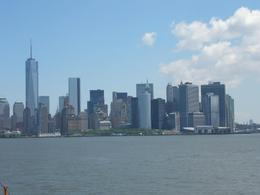 Photo of New York City Shared Departure Transfer: Hotel to New York City Airports SKYLINE