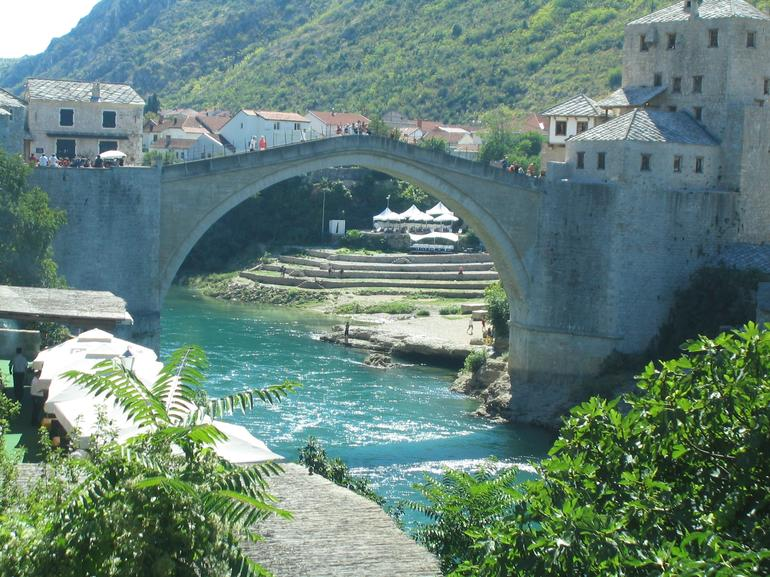 Stari Most Bridge Mostar - Dubrovnik